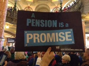 Pension Rally #3
